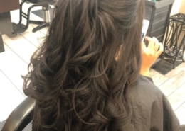 Long Flowing Hair With Curls Las Vegas Mobile Beauty