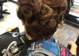 Bridal Party Hair Updo Las Vegas Mobile Beauty In Salon